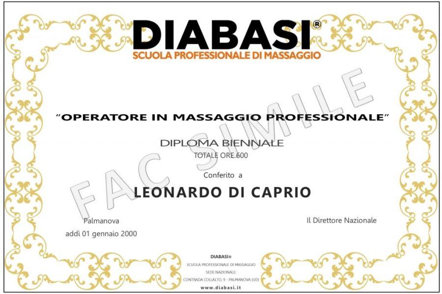Calendario Nazionale Diabasi.Formazione Biennale Massaggio Professionale Standard Europei